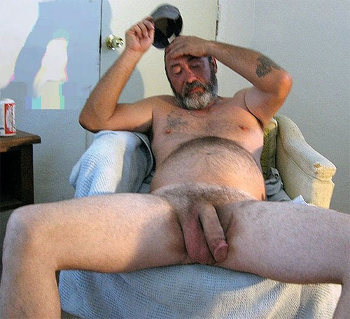 Silver daddies porn video