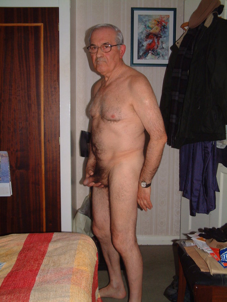 from Iker old gay silver grandpas naked