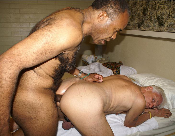 Bottom daddy with a thick cock