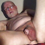 My cock and Ass