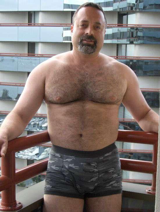Mature Gay Bear Video