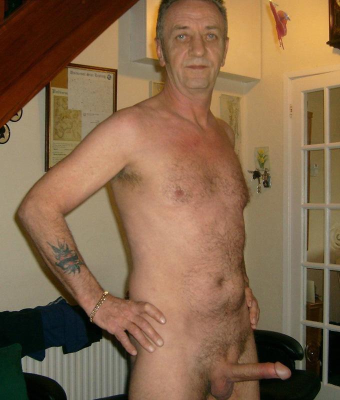 Nude Grandpa