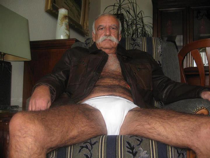 Old Hairy Grandpa Gay Men Videos