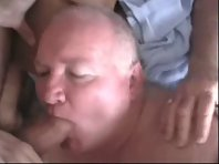 Silverdaddies Jerking Each Other : videos von gay grandpa