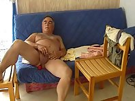 Grandpa Stroke Off Cock : silverdadddies videos