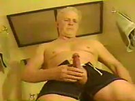 Grampa Still Masturbating