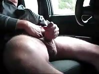 Car park dogging xx clips with gay bears in gloryhole rimming action.