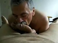 My best Older gay Men jerking off big dick together with a married voyeurs Tube.