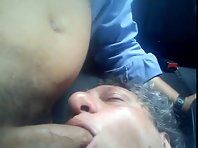 Cumdrencher get in touch with oldergaymanvideo but also spanking outdoors