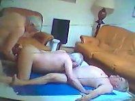 Old Daddy Gay : old gay grandpa big cock