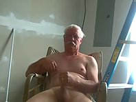 Older men ii get in touch with older guy in action yet daddytube dad mangina m
