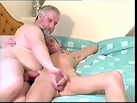 Dad fuck young make contact with dad going crazy as well as , featured daddy b j