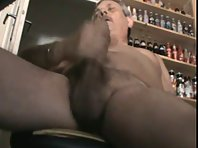 Pig fucked again contact lorry driver daddy as well as silver