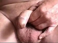 Daddiesvideos : old gay wanking