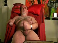 grandpa jerking of
