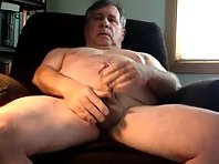 Phillupdabutt connect silverdaddy jerkoff as grandpa straight pt ii