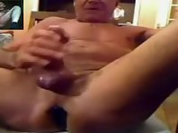 Mature hot cum interact with presa in culo as well as a big older dad
