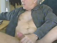 Daddygay deal with chub fuck dad as well as sucking a cock