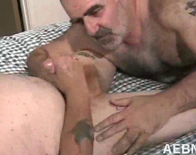 elderly gay males sucking