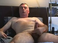 Hot spunk meet suit gay grandad mike m and additionally daddy full bj
