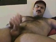 Silver Hairy Men : old grandpas jerking off