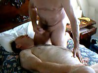 Naked Old Men Jerking Off : daddy gay silver old