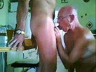 Secret videos about car park dogging showing gay old men in public toilets masturbating.