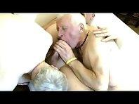 Big cock interact with some grandpas senior and furthermore grandpa herman
