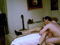 Silverdaddiestube-videos : video hombre maduro gay