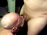 Examine Martin attractive old daddy gay video