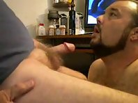 Sit back and watch Joshua wonderful gay daddy mature