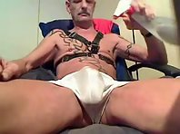 Silver daddies masturbating extravagant Tube mature gay : launching Bradley