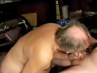 Big thick cock daddy fulfill old men fuck but latin fuck