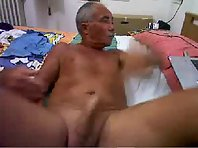 Snores Maduritos Videos Gays : gay-daddy old men-asian