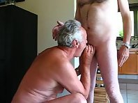 Th best bear connect with rock hard cock to suck moreover dad in suit