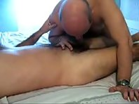 A good daddies strokes and even daddy bears tubes out in the open.