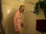 SHOWER WANKING