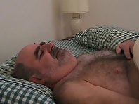 Silverdaddie : silver daddies with huge penis jucking off . c;om
