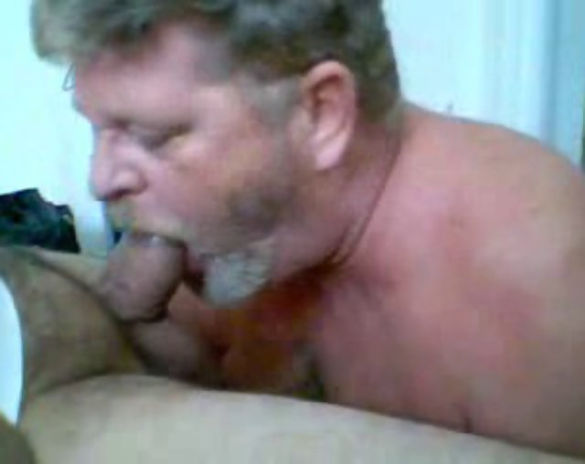 Teen Jacking Off Older Man